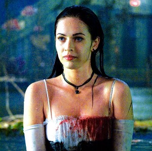 "<span class='credit'>Photo Courtesy of MCT Campus</span><span class='description'>Megan Fox in ""Jennifer's Body"" as Jennifer, a friendly girl turned mysterious, demonic, boy-killer.</span>"
