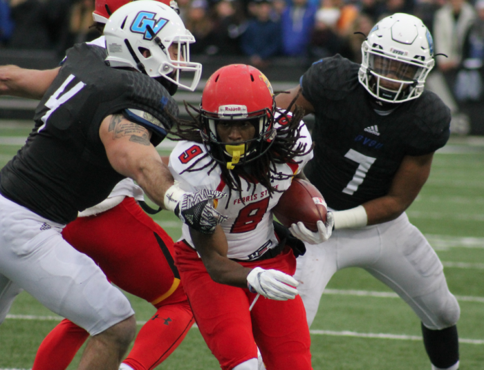 Ferris State football has advanced to the semifinals of the NCAA Div. 2 Playoffs for just the second time in program history, with their first appearance occurring in 1995.